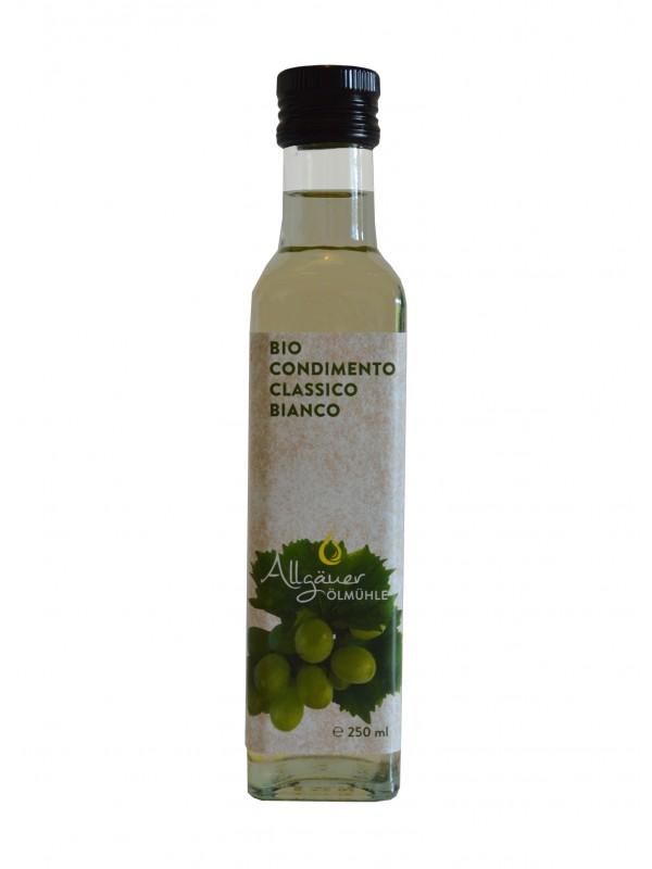 Condimento Classico Bianco BIO 250ml aus dem Allgäu