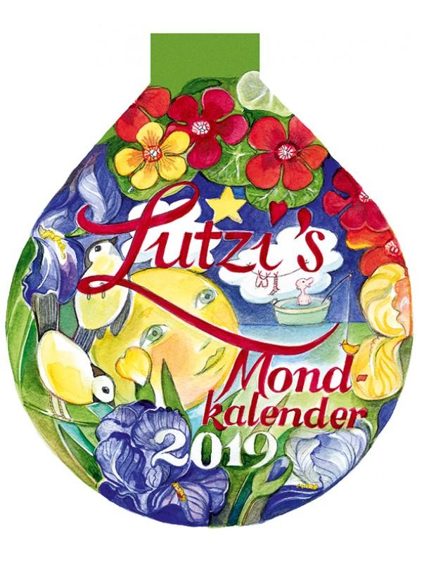 Lutzi's Mondkalender Rund 2019