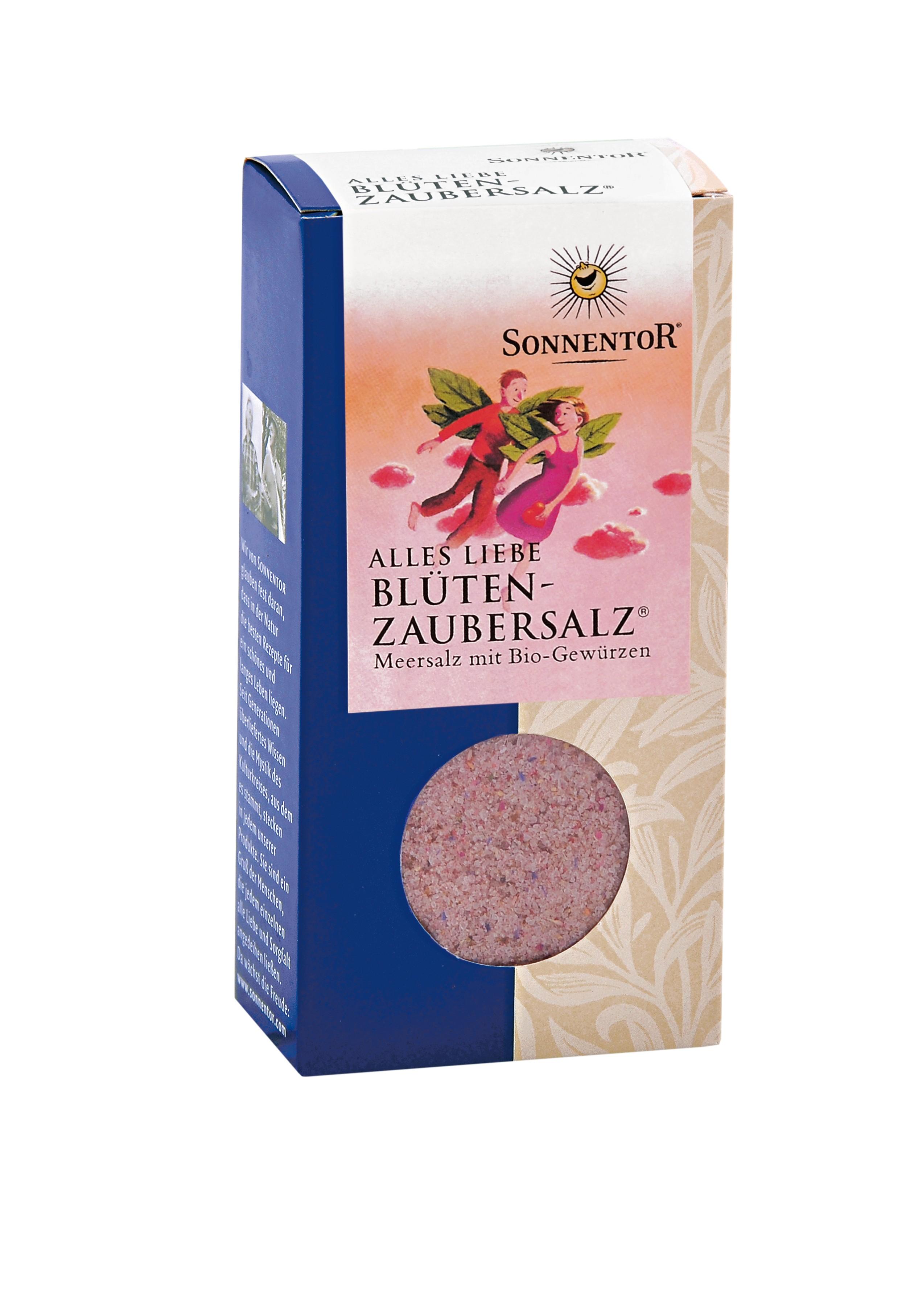 Alles Liebe-Blütenzaubersalz bio 120 g