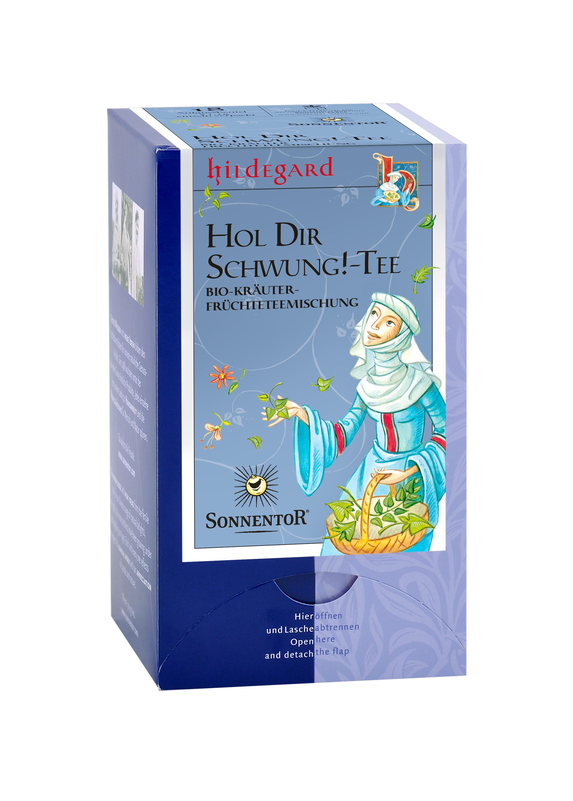 Hol Dir Schwung! Tee Hildegard 23g bio