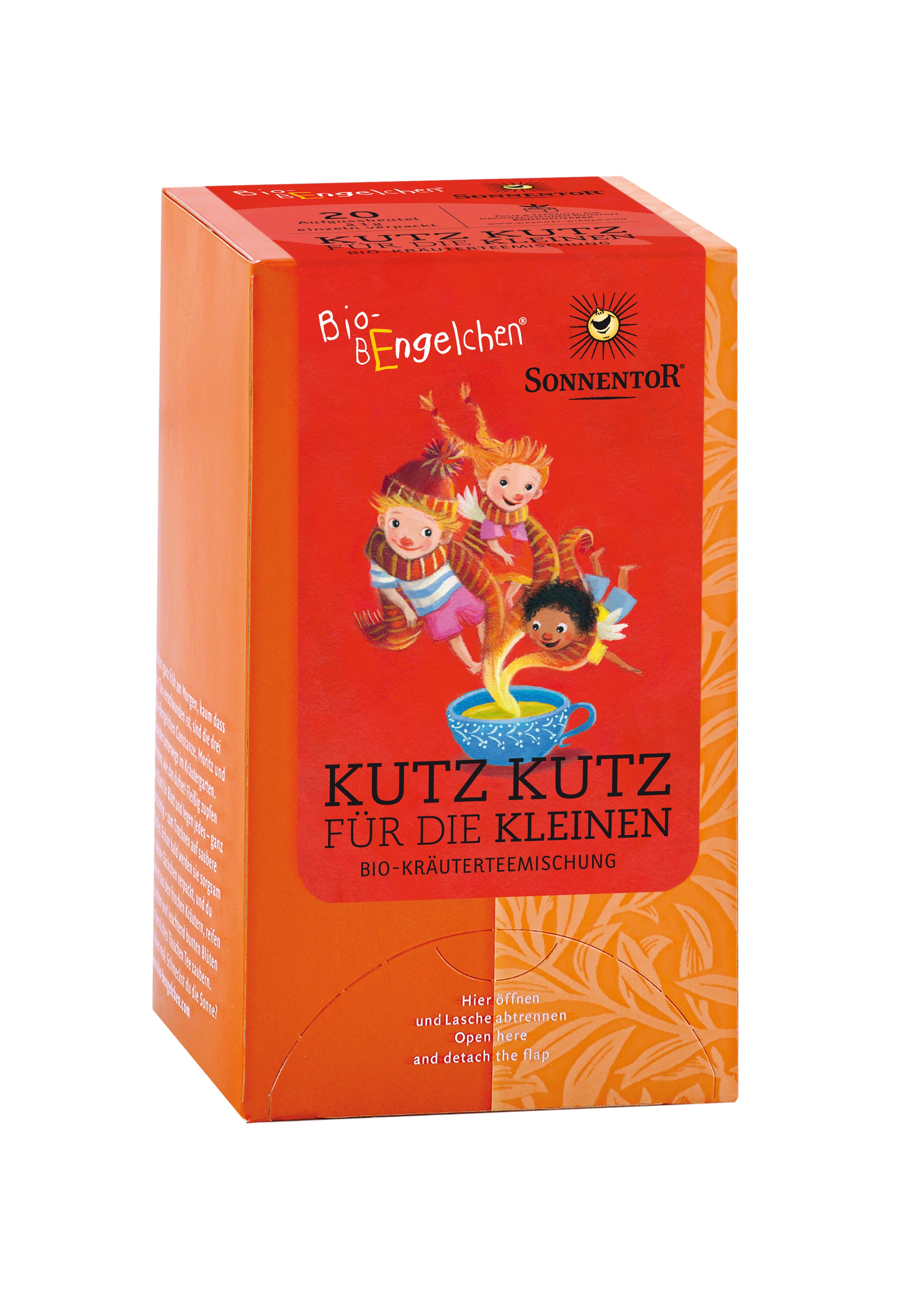 Kutz Kutz für die Kleinen-Tee Bio-Bengelchen 20 g bio