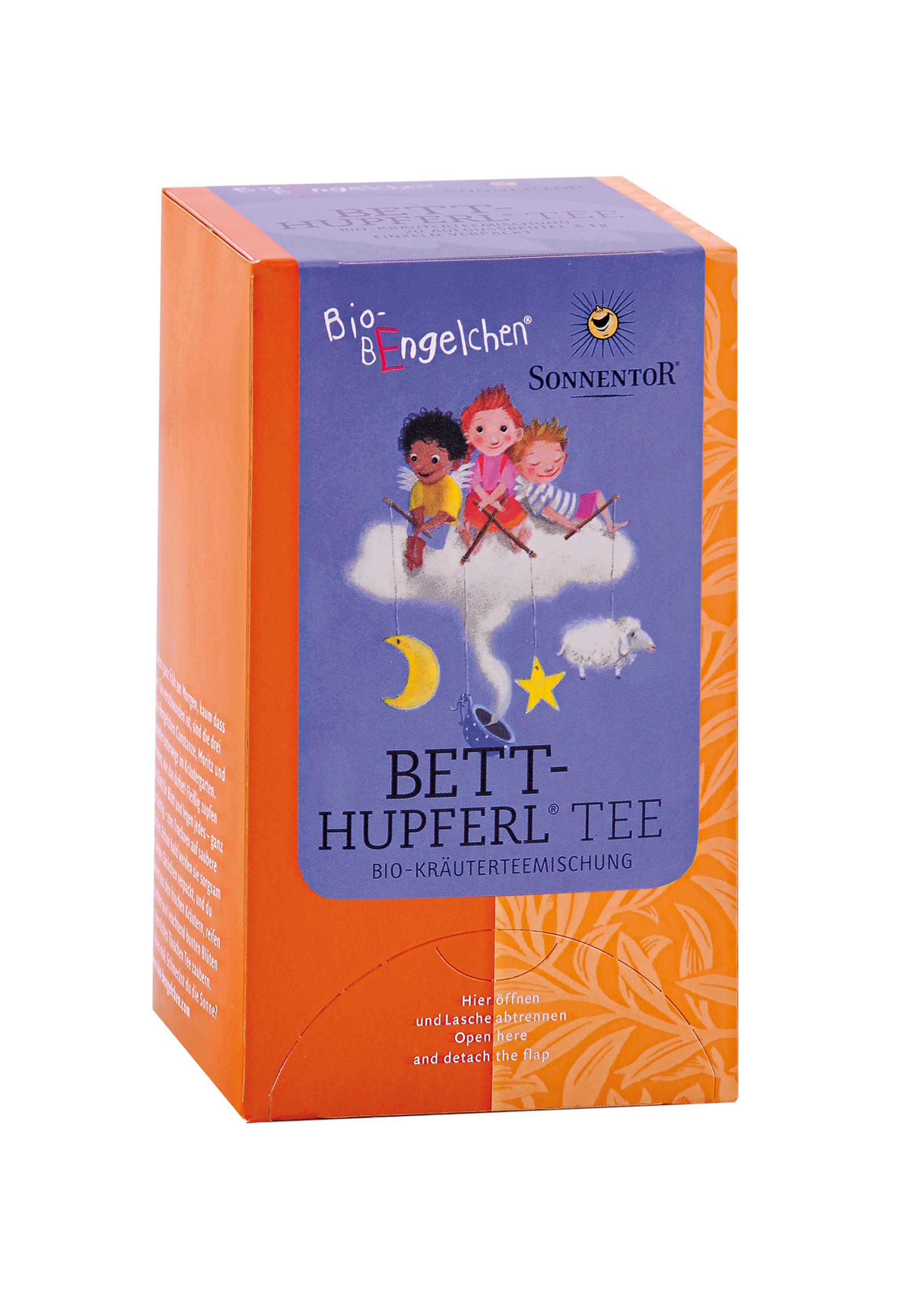 Betthupferl-Tee Bio-Bengelchen bio