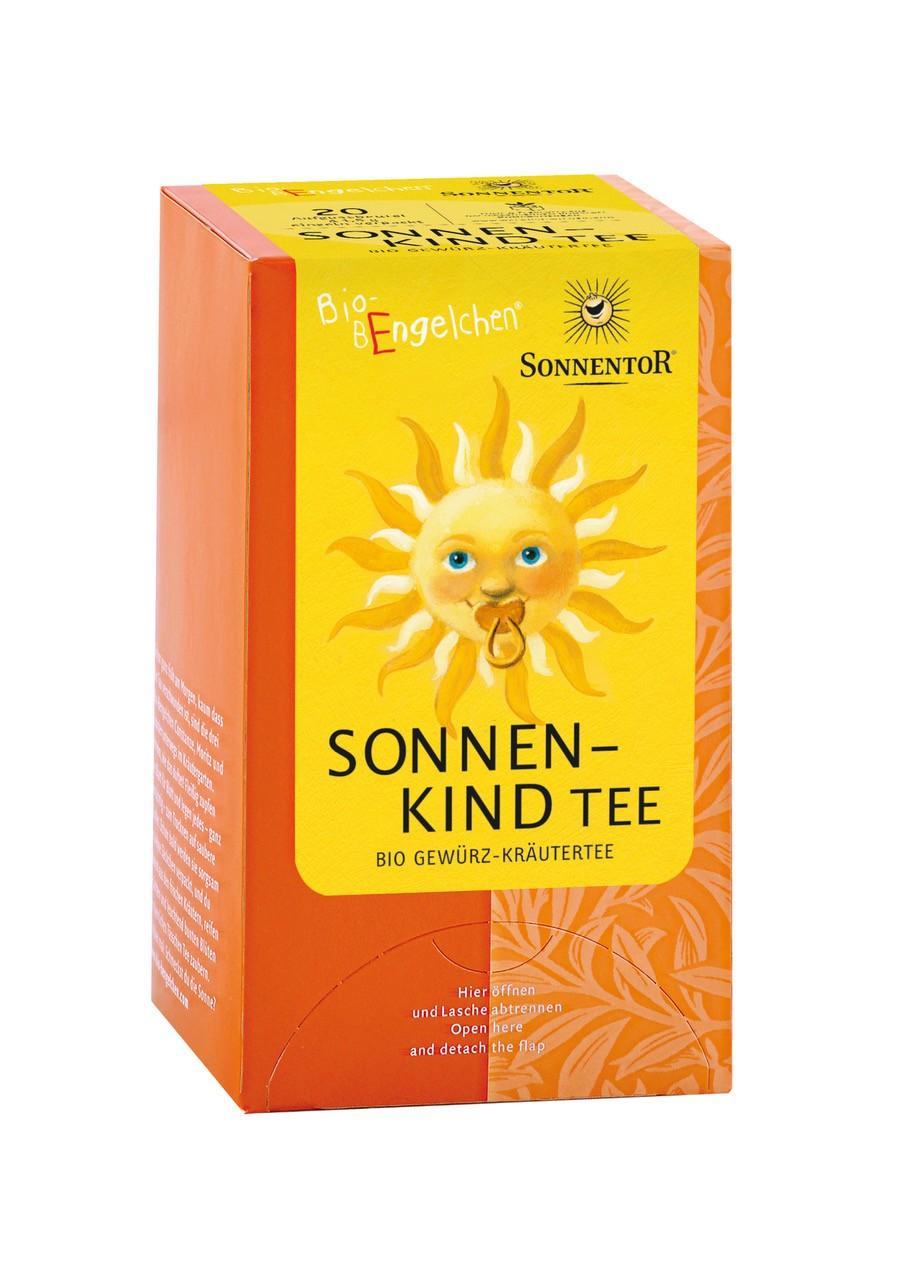 Sonnenkind Tee 30g bio