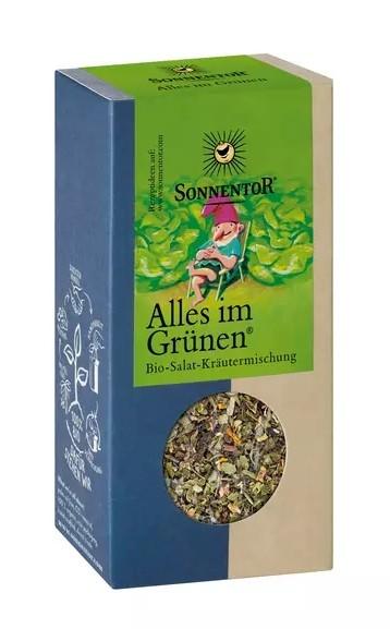 Alles im Grünen Salatgewürz 15g bio