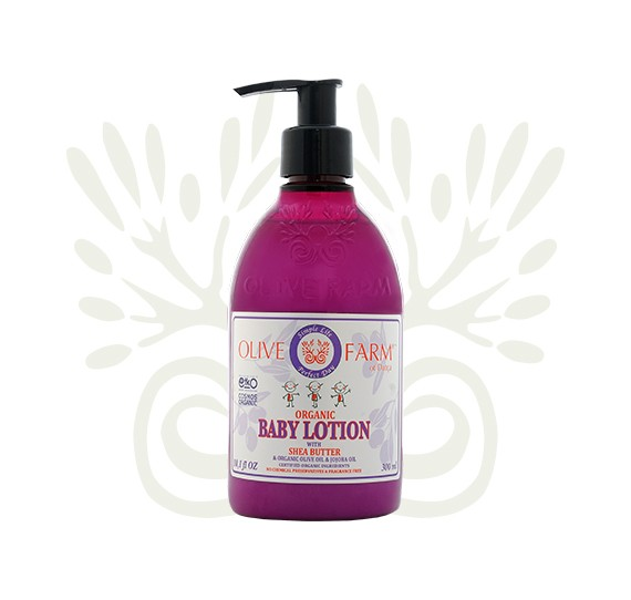 Baby Lotion 300 ml Olive farm