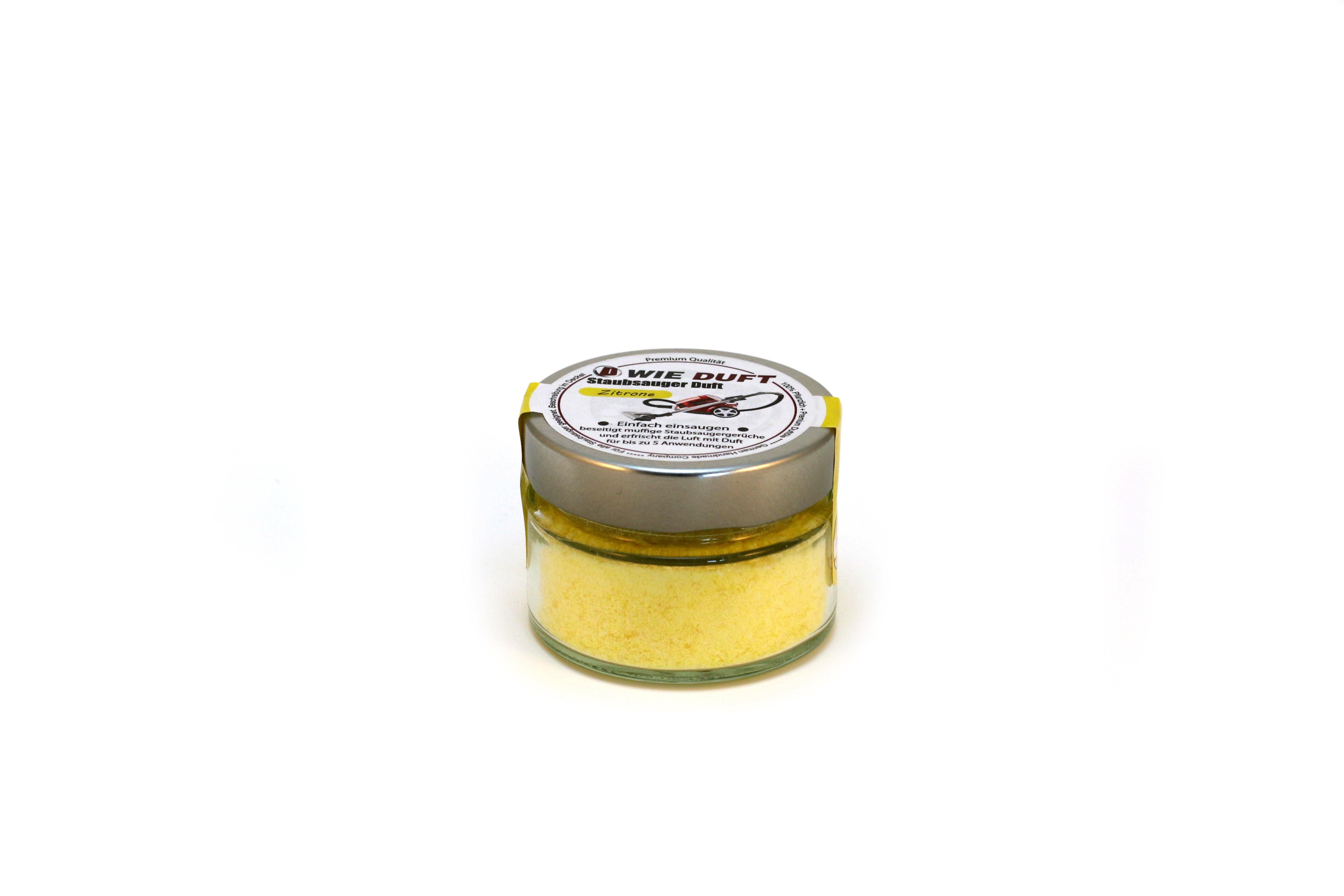 Staubsaugerduft Zitrone 120ml