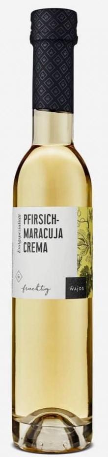 Pfirsich-Maracuja Crema 250 ml