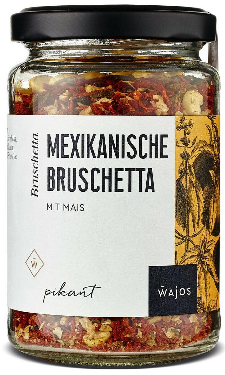 Mexikanische Bruschetta 75g  – Würzmischung mit Mais