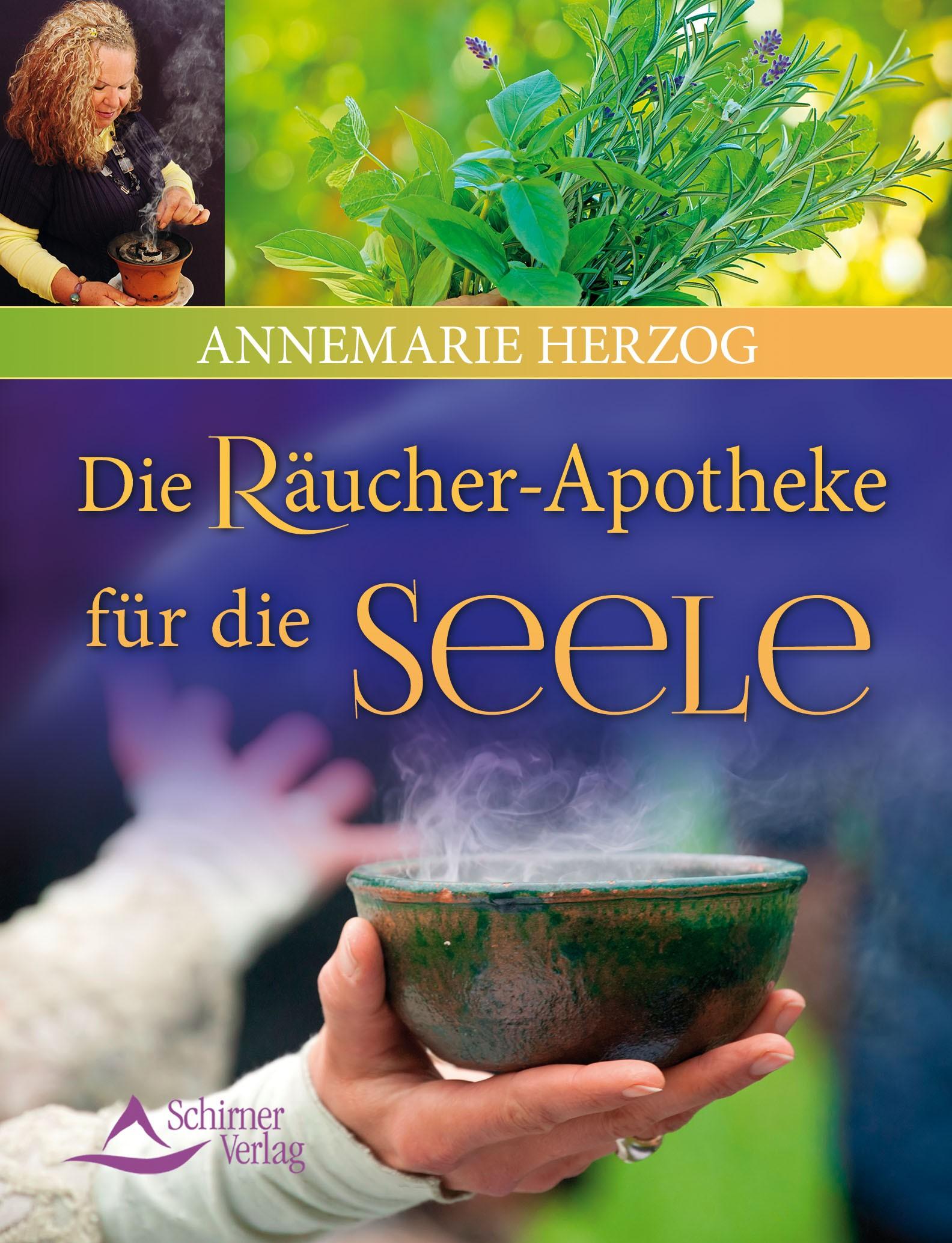Die Räucherapotheke für die Seele, Buch