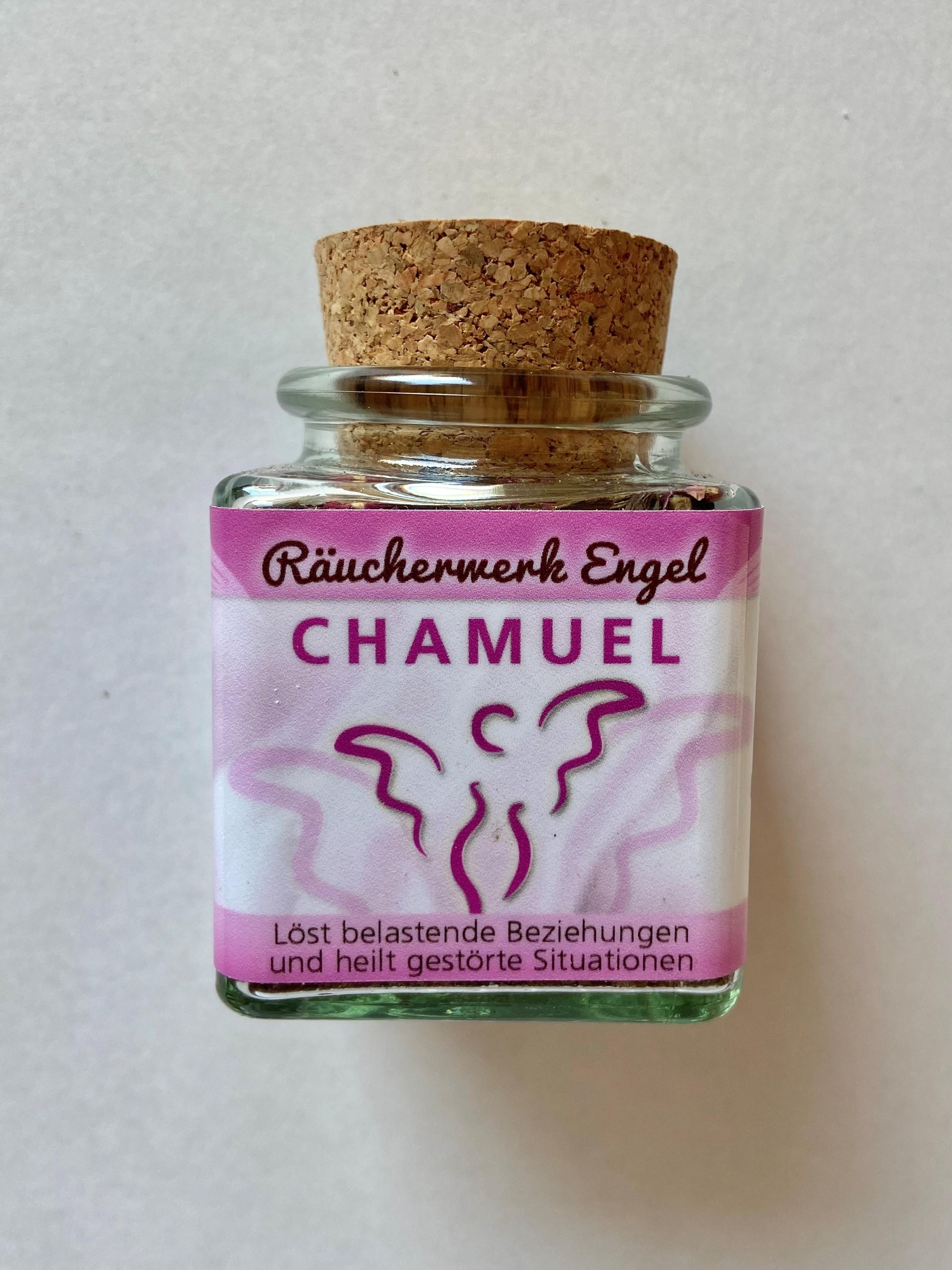Chamuel Erzengel Räucherwerk Engel 100ml bio