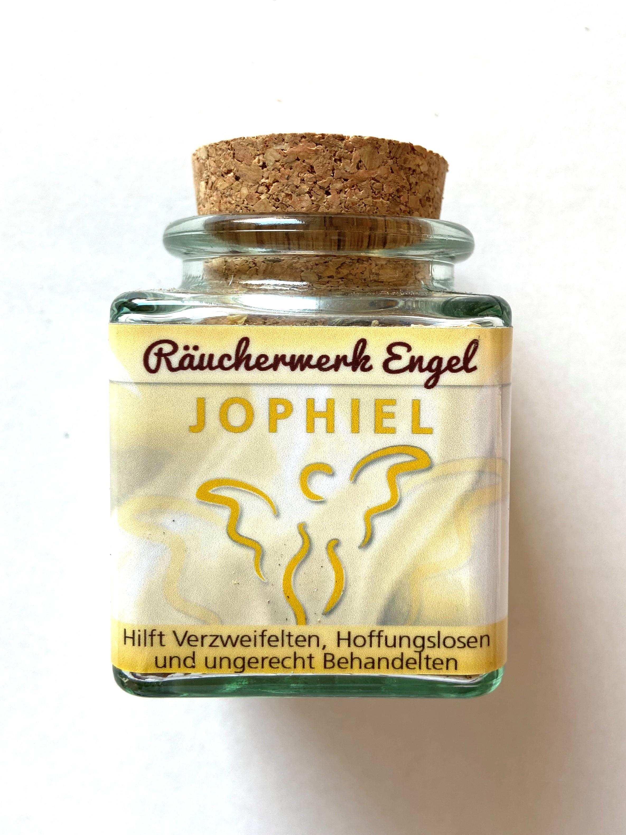 Jophiel Erzengel Räucherwerk Engel 100ml bio