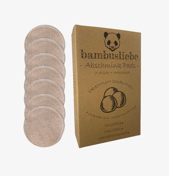 Abschminkpads – Waschbar & Wiederverwendbar