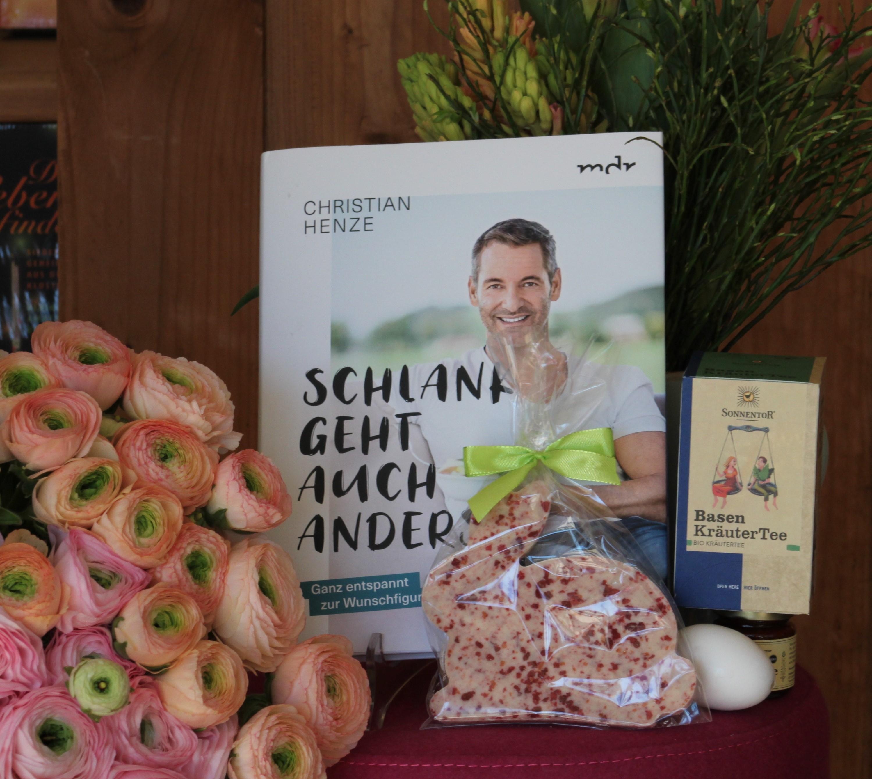 "Osterpaket ""Schlank geht auch anders Christian Henze"""
