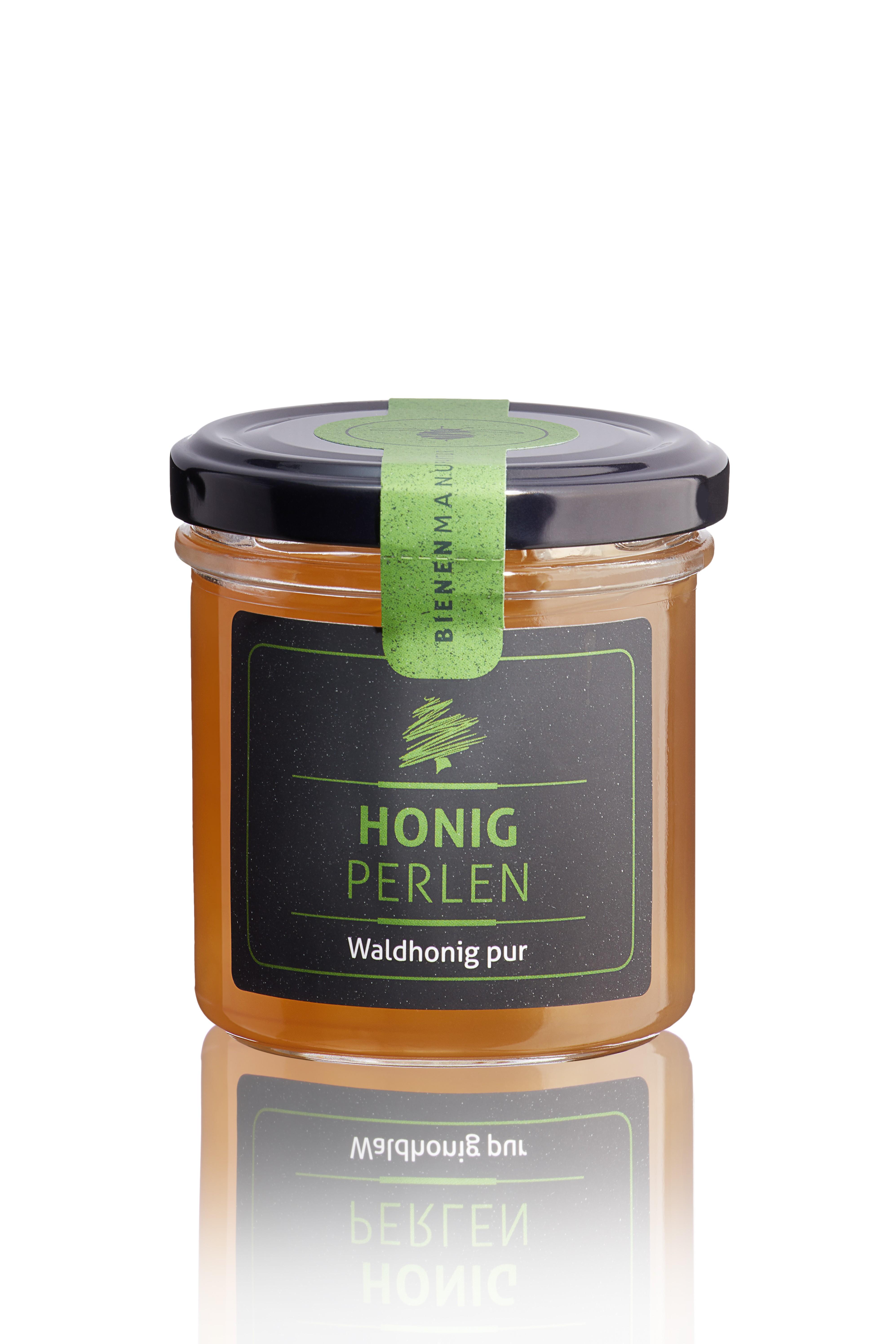 Honigperlen Waldhonig pur 150g