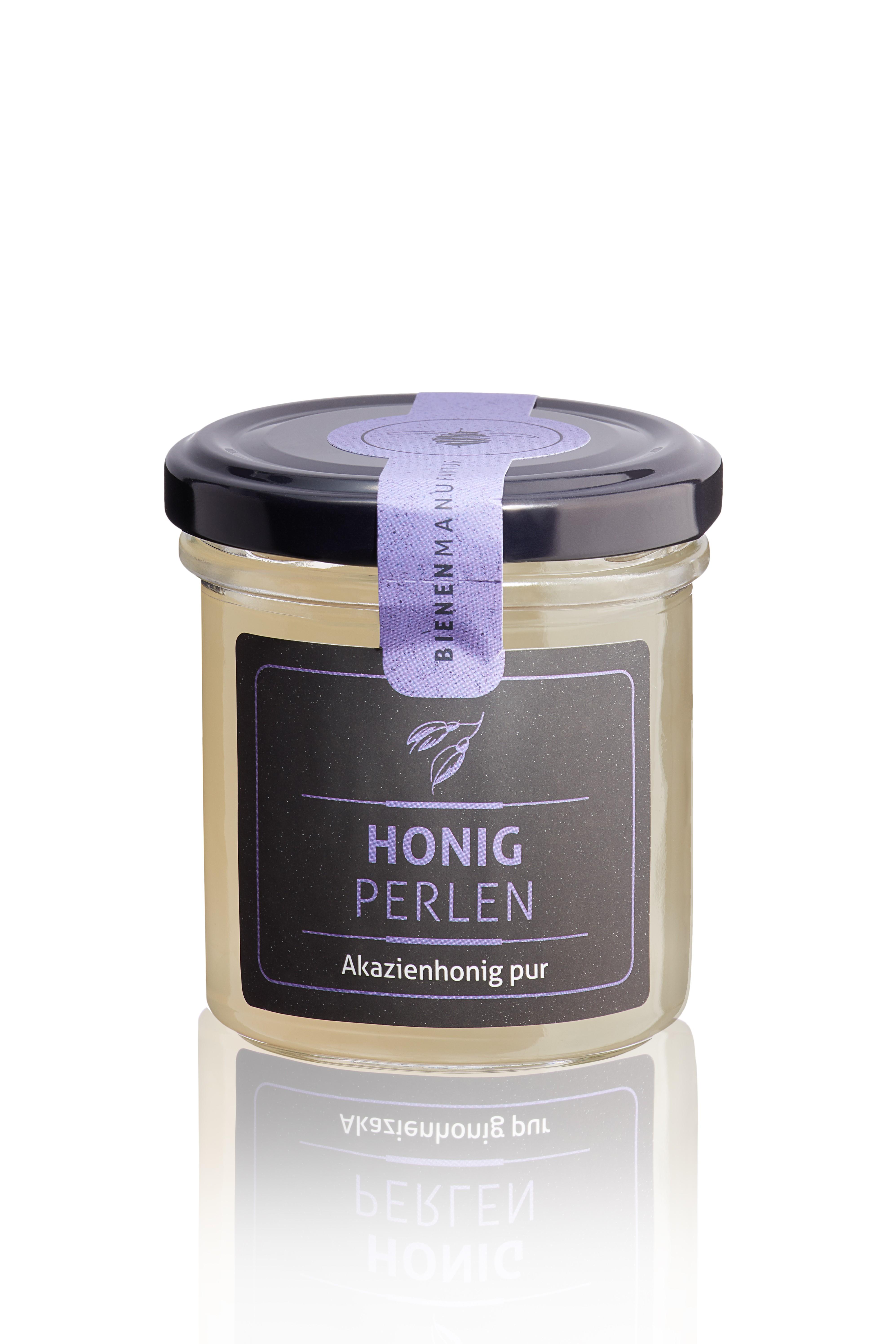 Honigperlen Akazienhonig pur 150g