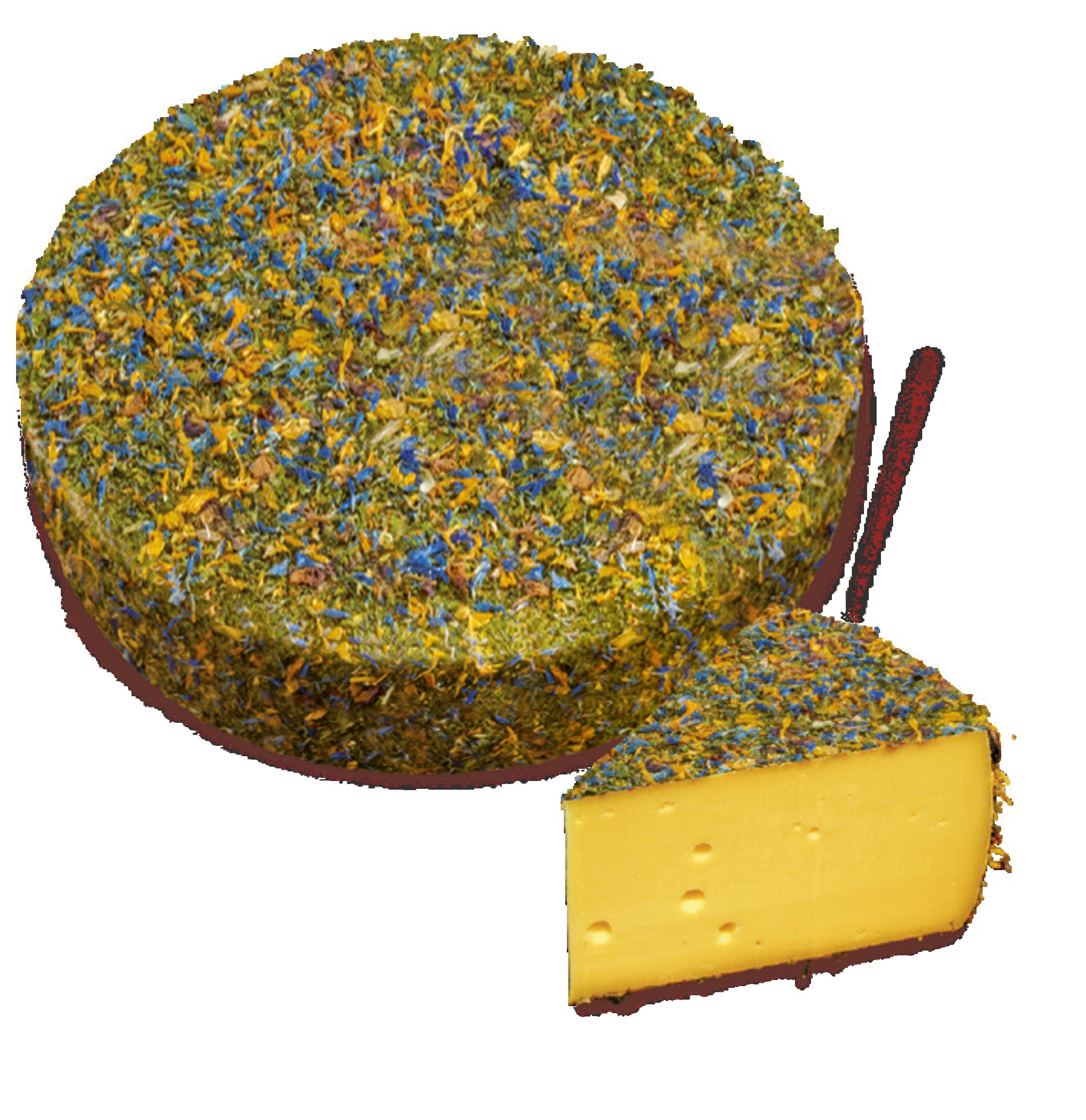 Almblütenkäse, 250g aus Heumilch aus dem Allgäu