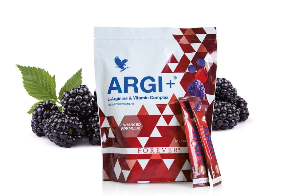 ARGI+® 30 Sticks a 10g L-Arginin-Pulver FOREVER