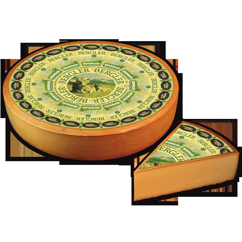 Bergler Käse, 5 Mt. gereift aus Heumilch 250g aus dem Allgäu