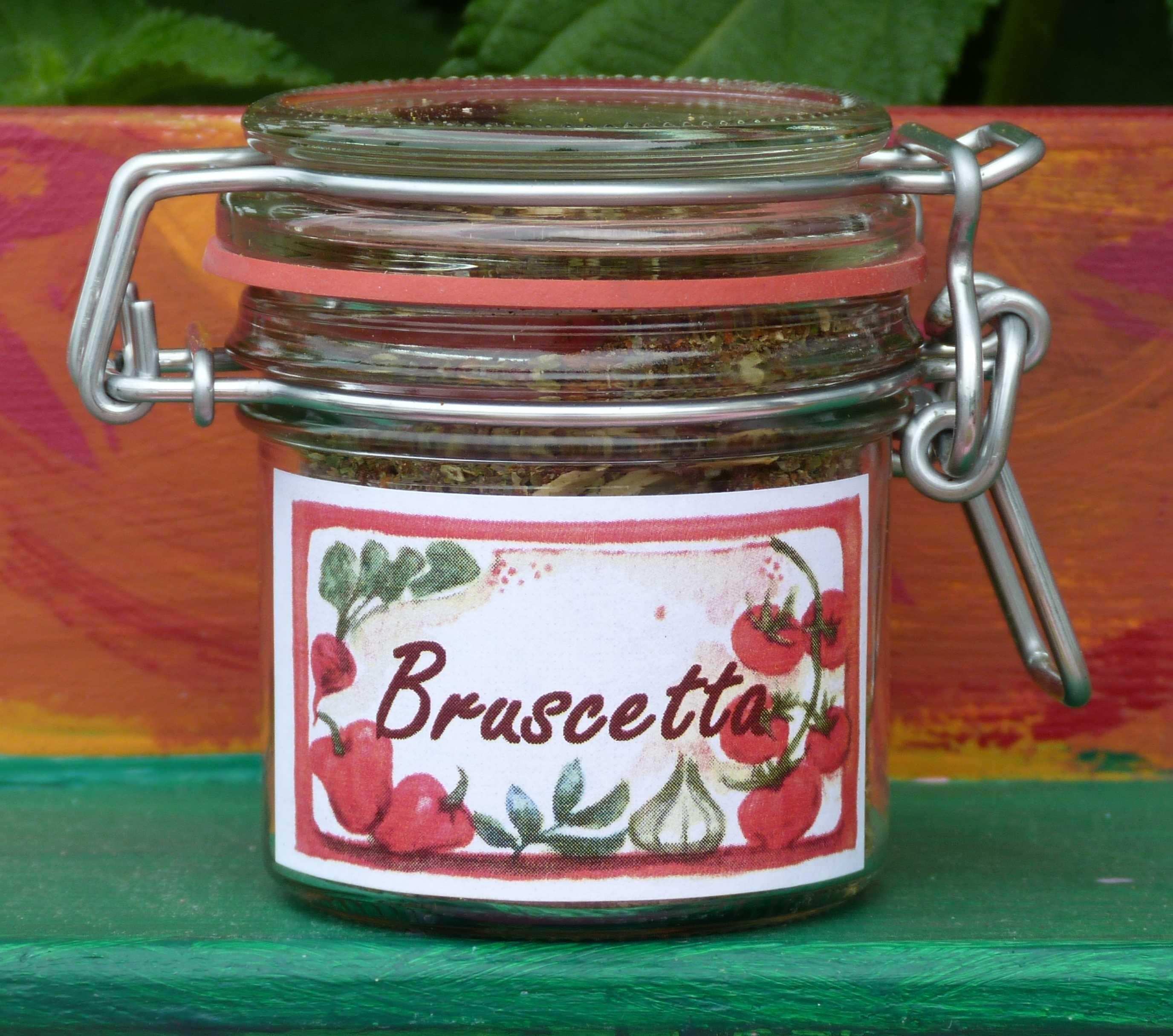 Bruschetta Lutzi´s-Gewürzmischung
