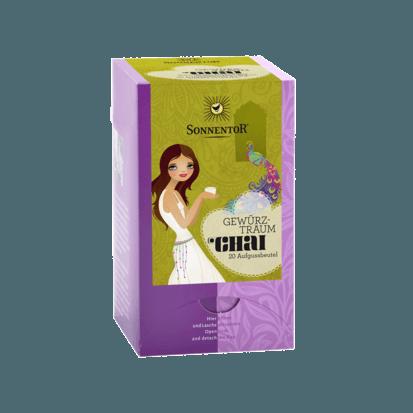Chai Gewürztraum Tee bio Sonnentor
