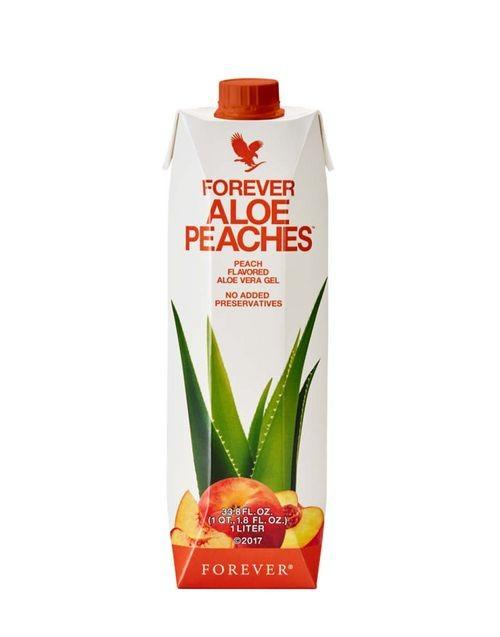 Aloe Peaches FOREVER 1ltr.