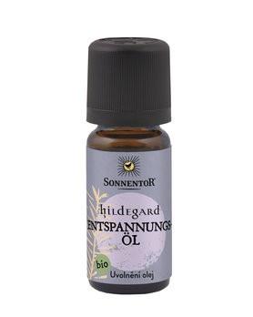 Hildegard Entspannungsöl ätherisches Öl bio 10 ml Sonnentor