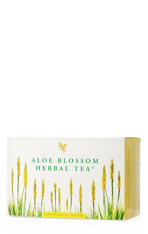 Blossom Herbal Aloe Tea FOREVER 25 Beutel à 1,5g