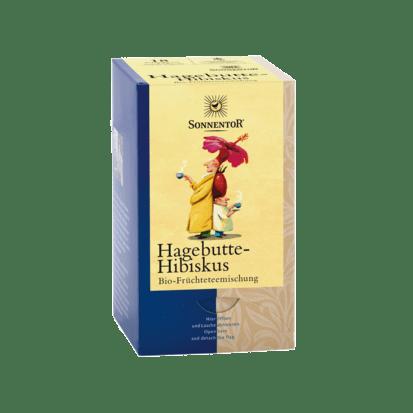 Sonnentor Hagebutte-Hibiskus Tee bio