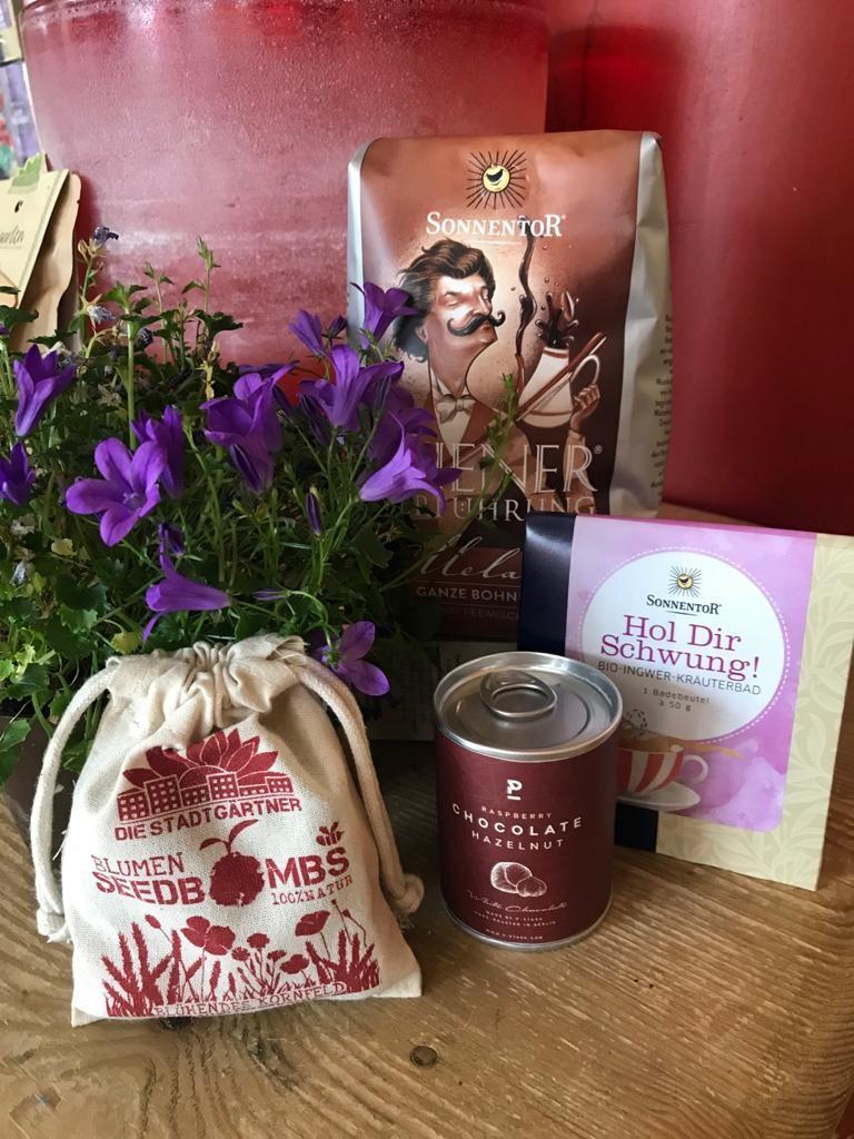 Geschenkbox Muttertag 2