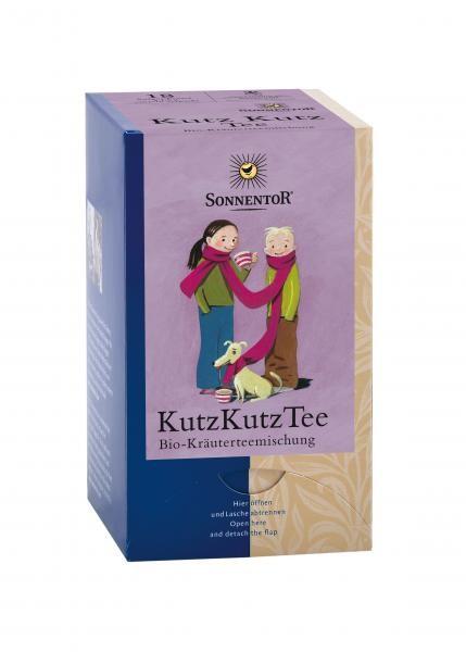 Kutz Kutz-Kräutertee bio