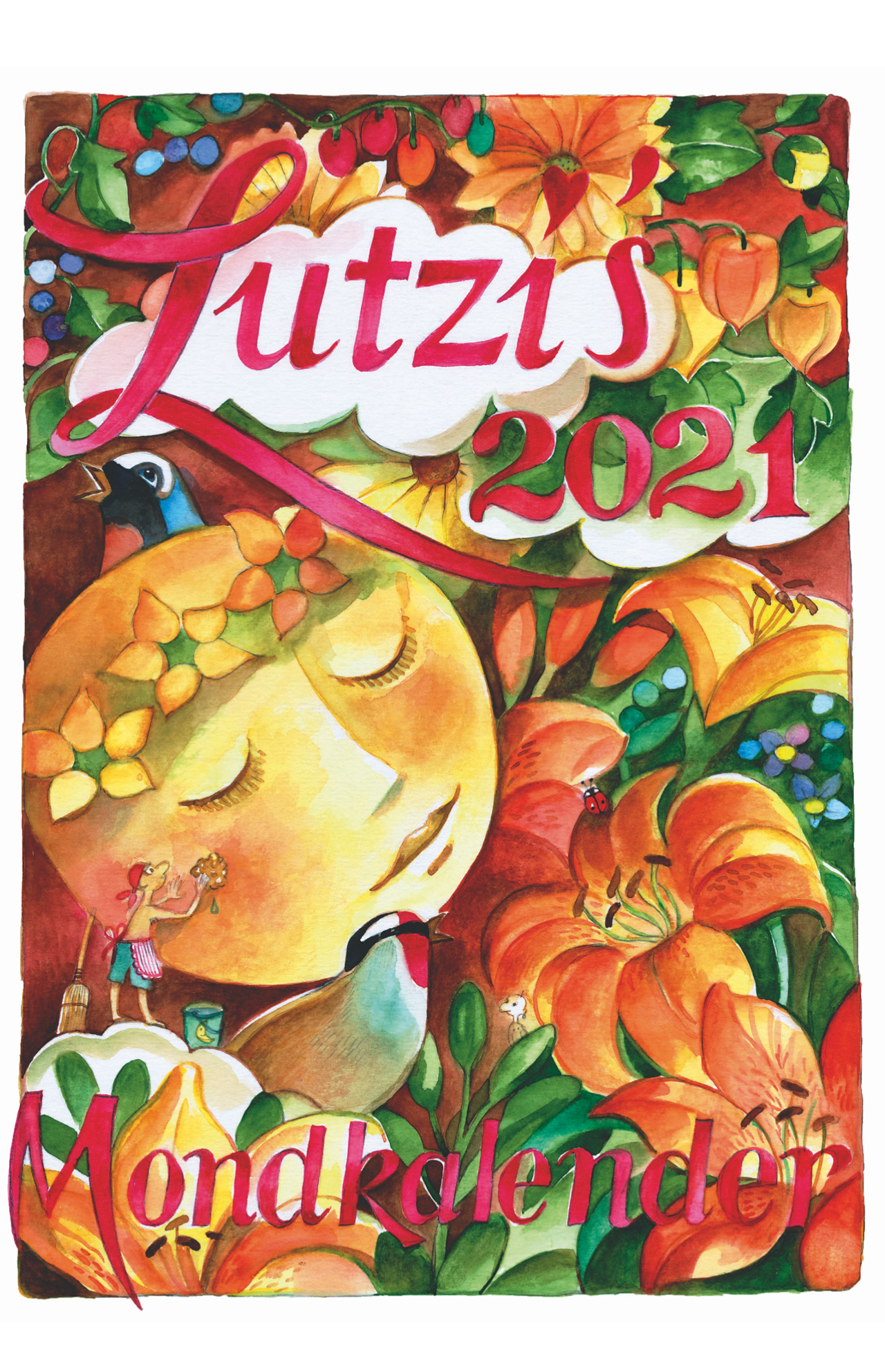 Lutzi's Mondkalender Kurz 2021