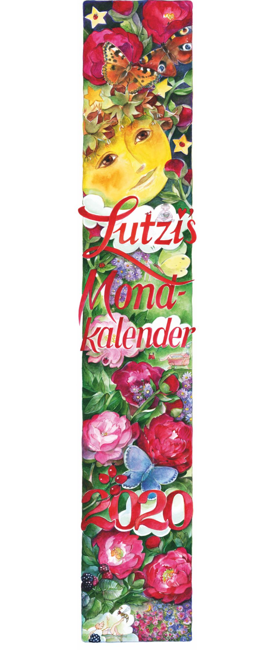 Lutzi's Mondkalender Lang 2020