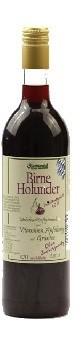 Birne-Holunder alkoholfrei 750ml