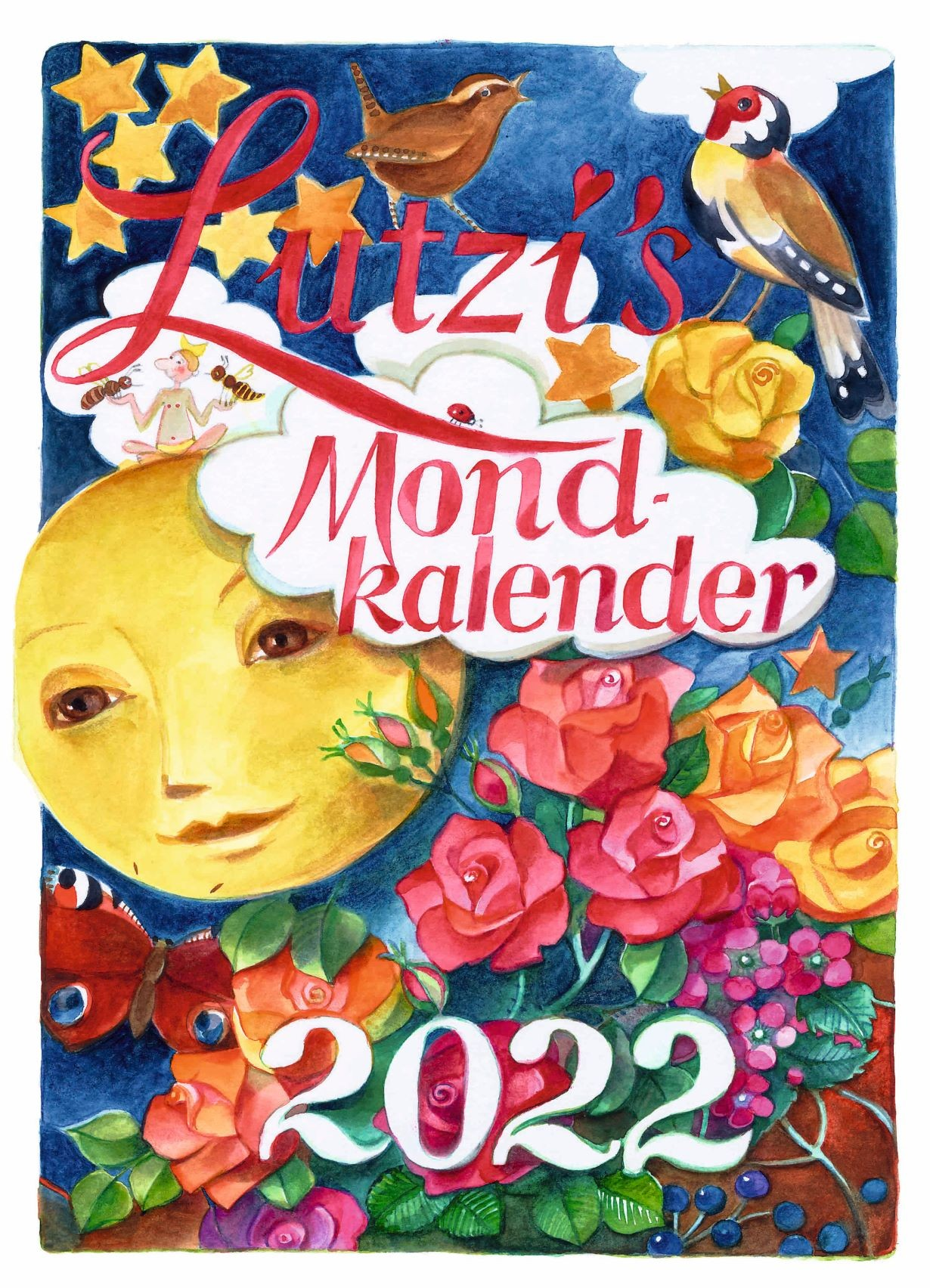 Lutzi's Mondkalender Kurz 2022