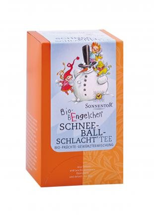 Schneeballschlacht Tee Bio-Bengelchen 40g bio