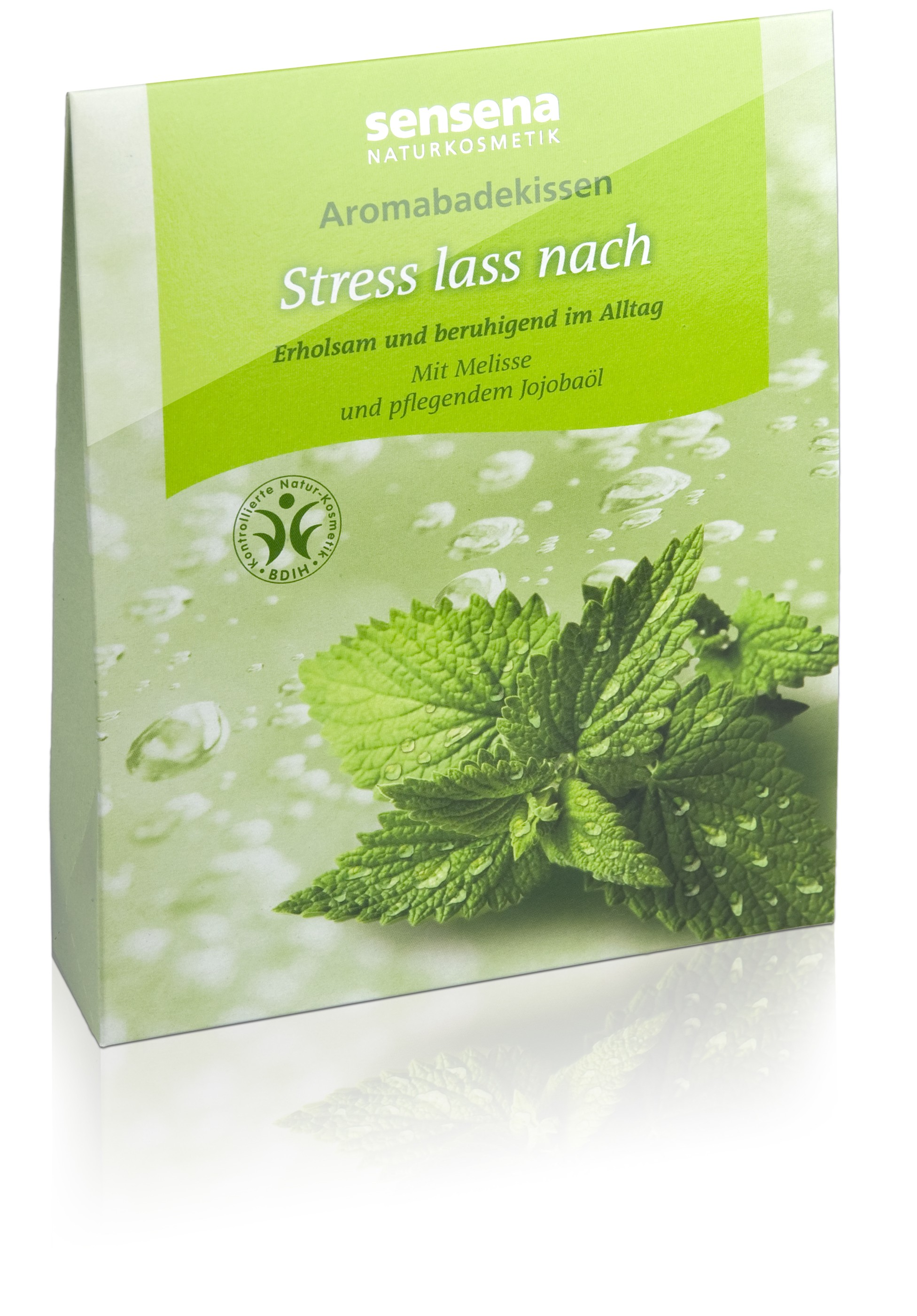 Aromabadekissen Stress lass nach