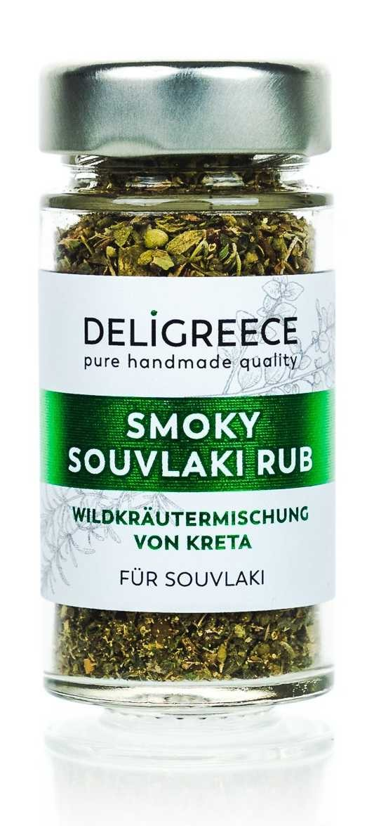 Smoky Souvlaki Wildkräutermischung 15g