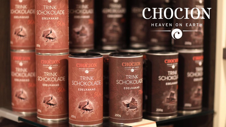 Trinkschokolade Pulver 50%  200g