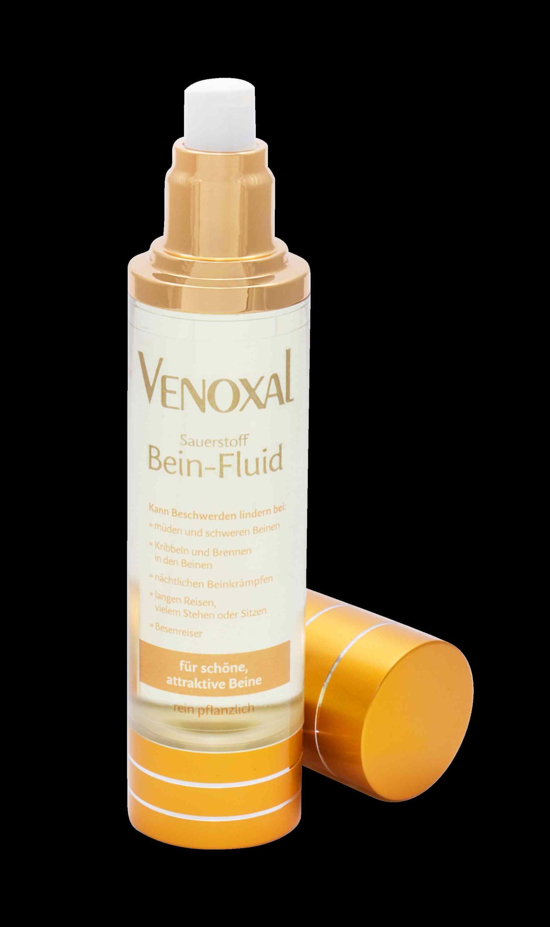 Venoxal Sauerstoff-Bein-Fluid 100ml Via Nova