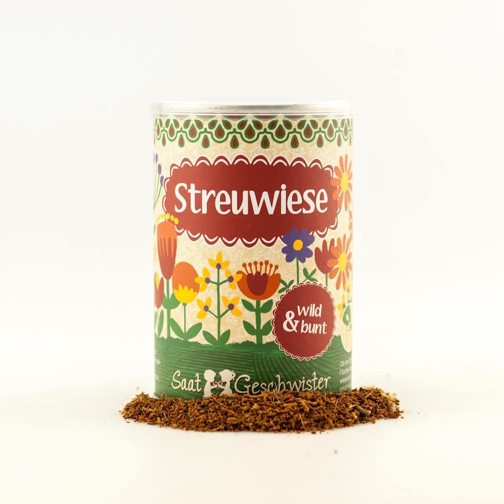 Streuwiese Wild & Bunt Streudose