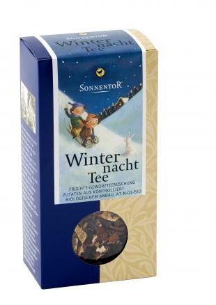Winternacht-Tee bio lose